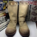 Red wing 8268 size 6.5D