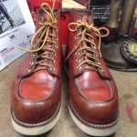 RED WING 8131 size 6.5E
