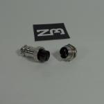 Socket Plug GX16 - 2PIN Male & Female