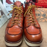 รองเท้า Red Wing 8131 ขนาด 8.E