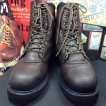 Red wing 2264 safety work boot 9.5D 27.5 cm