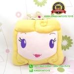 หมอนหน้าเจ้าหญิงออโรล่า Aurora 14 นิ้ว [Disney Princess]