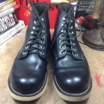 Red wing 8166 size 7.5D/26cm