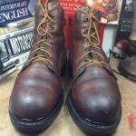 Carhartt work boots หัวไม่เหล็ก. size 10-44 /28.5cm ราคา 850