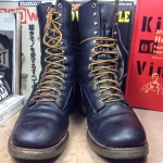 Vintage red wing lineman 1974 size 9E