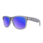 Knockaround Fort Knocks Sunglasses - Frosted Grey / Moonshine