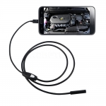 LED USB Endoscope Camera IP67 Waterproof OTG for Android (1m)
