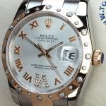 OYSTER TWO TONE 40 MM
