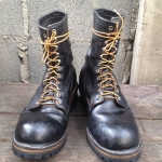 Vintage RED WING 2218 made in USA ปีลึกๆsize 10E