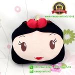 หมอนหน้าเจ้าหญิงสโนว์ไวท์ Snow White 14 นิ้ว [Disney Princess]