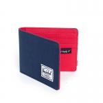 Herschel Roy Wallet - Navy/Red