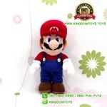 ตุ๊กตามาริโอ้ หมวกแดง 12 นิ้ว [Super Mario] ขยับแขนได้