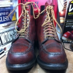 VINTAGE RED WING 1214 SIZe 9.5E