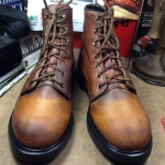 Red wing work boot size 10.5