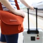 DINIWELL กระเป๋าสะพายอเนกประสงค์ ใส่ได้ทั้งทำงาน ท่องเที่ยว ช่องเยอะ น้ำหนักเบา ผลิตจากไนล่อนคุณภาพสูง กันน้ำ มี 4 สีให้เลือก