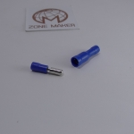 Blue Male-Female Bullet Connector Crimp Terminals Wiring (ขายเป็นคู่ Male + Female)