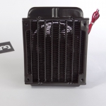 หม้อน้ำ Water Cooling Heat Exchanger Radiator + Fan พัดลม 80mm