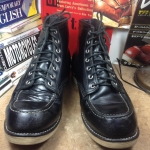 Red wing 8130 size 10D/28cm