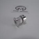 Timing Pulley 20 Teeth 2GT for width 10mm belt (ใส่แกน 6.35mm)