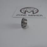 F623ZZ มีขอบข้าง 3x10x4mm flange bushing ball bearing