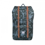Herschel Little America - Jungle Floral Green