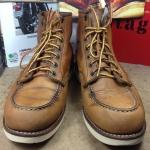 รองเท้า RED WING 875 มือสองของแท้ MADE IN USAเบอร์ 7.5E