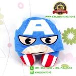 หมอนรองคอกัปตันอเมริกา Captain America มีฮู้ด [Marvel]