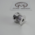 Timing Pulley 20 ฟัน 2GT Alumium Bore 5mm for width 6mm belt