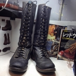 RED WING LINEMAN ปี 1970 Size 11E