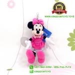 พวงกุญแจมินนี่เมาส์ Minnie Mouse STD [Disney]