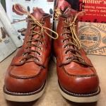 รองเท้า Red Wing 8131 ขนาด 7.E