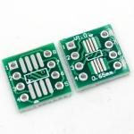 SOP8 SSOP8 TSSOP8 to DIP8 PCB Adapter Plate