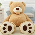 ตุ๊กตาหมีสก๊อต ตุ๊กตาหมีตัวใหญ่ ตุ๊กตาตัวอ้วน