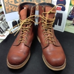 RED WING 708 size 8