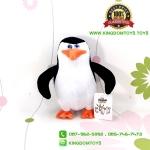 ตุ๊กตา สคิปเปอร์ The Penguins of Madagascar 8.5 นิ้ว [Dream Works]