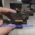 Tipple Three (ขนาดทดลอง) 10 กล่องเล็ก กล่องละ 100 บาท