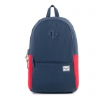 Herschel Nelson Backpack - Navy / Red / Navy Diamonds