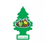 Little Trees Air Freshener - Green Apple