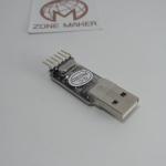 CH340G 5V/3.3V | USB to TTL-UART Serial Converter
