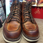 SOLD รองเท้า RED WING 1907 เบอร์ 8.D