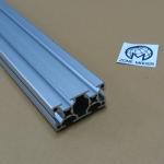 T-Slot อลูมิเนียมโปรไฟล์ 3060 สีเงิน (ราคา/10cm)