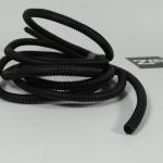ท่อกระดูกงูร้อยสายไฟสีดำ ขนาดท่อ 5 มิลลิเมตร (ราคา/1เมตร)