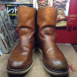 Vintage RED WING 866 SIZE 10D