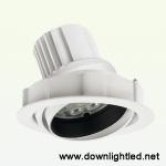 ดาวน์ไลท์ LED 17w (แสงส้ม)