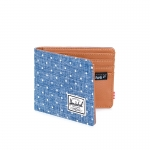 Herschel Hank Wallet - Limoges Crosshatch/Polka Dot
