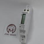 Energy meter 5(30)A 50HZ 220V 230V Digital display แบบ Din rail