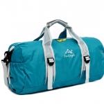 กระเป๋าเดินทางพับได้ขนาดใหญ่ 30 ลิตร สะพายได้ ใส่เพื่อเดินทางหรือเล่นกีฬา