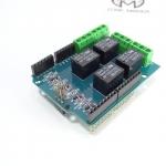 4 Channel 5V Relay Module Board Shield for Arduino Uno