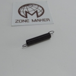 Tension spring damping / 36.5x25x5 mm for Kossel delta