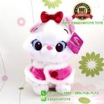 ตุ๊กตาแมวมารี Sweeteye Red Bow 12 นิ้ว [Disney]